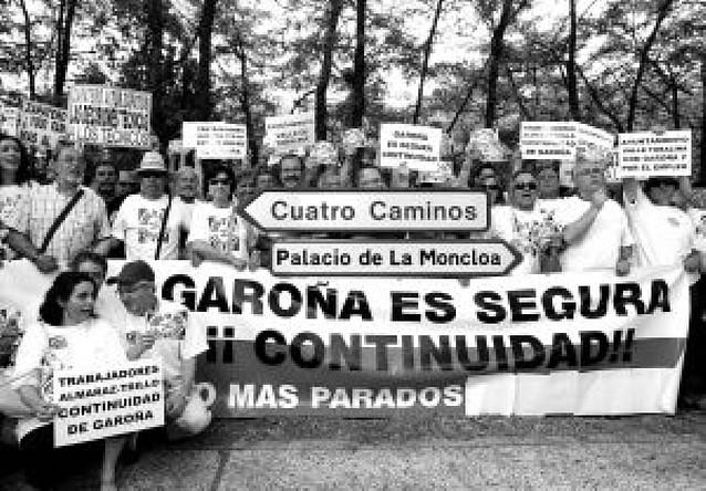 El Gobierno ya ha decidido cerrar la central de Garoña dentro de dos años