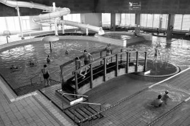 La reforma del vaso de recreo de la piscina cubierta valdrá 300.000 euros