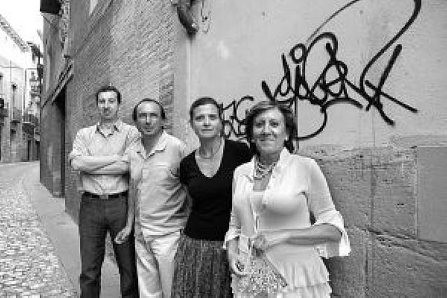 Vecinos unidos para mejorar Tudela