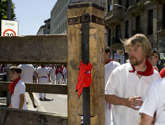 El mozo fallecido ha sido identificado como Daniel Jimeno Romero, de 27 años y natural de Alcalá de Henares