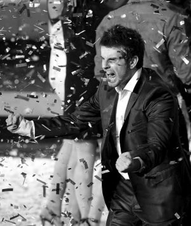 """El ovetense Mario Álvarez vence en la final de """"OT"""""""