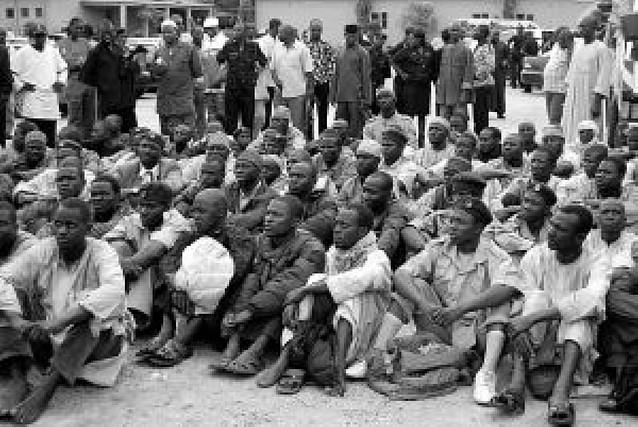 """Nigeria, dividida por la ley """"sharía"""""""