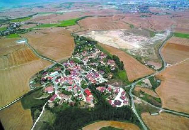 Navarra se tiñe de amarillo