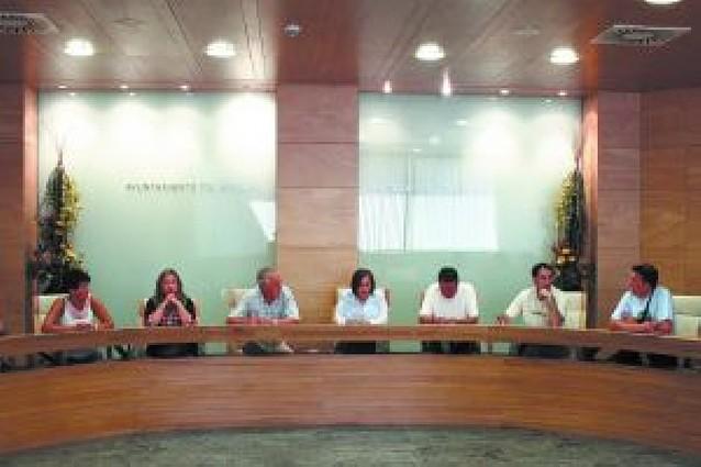 NaBai, ANV, e IU reconocen la labor de AEK en Ansoáin