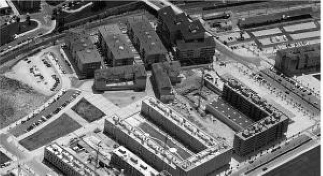 Pamplona hará un edificio con 50 apartamentos tutelados en Buztintxuri