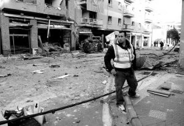 La Guardia Civil, objetivo de los terroristas
