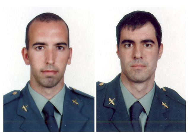 ETA asesina a dos guardias civiles un día después de intentar una matanza