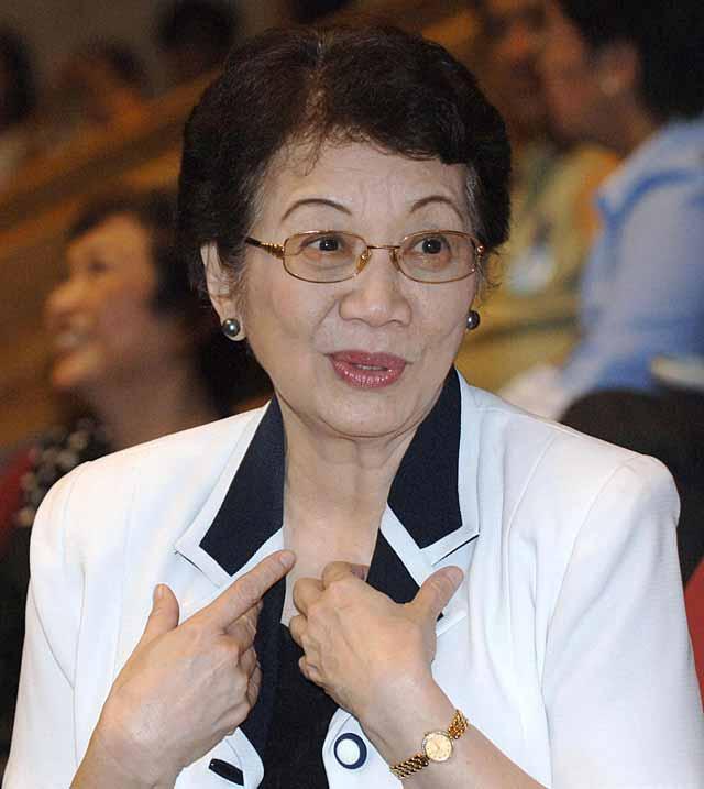 Fallece la ex presidenta de Filipinas Corazón Aquino