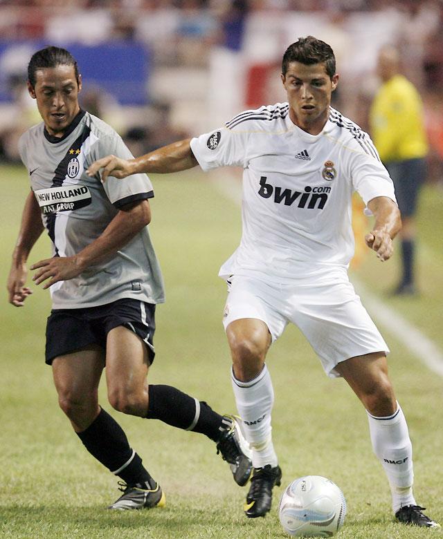 """La Juventus gana a un Real Madrid que no tuvo el brillo de sus """"cracks"""""""