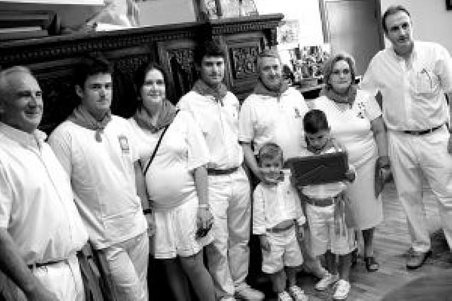 El Ayuntamiento dio la bienvenida a los niños nacidos durante el último año