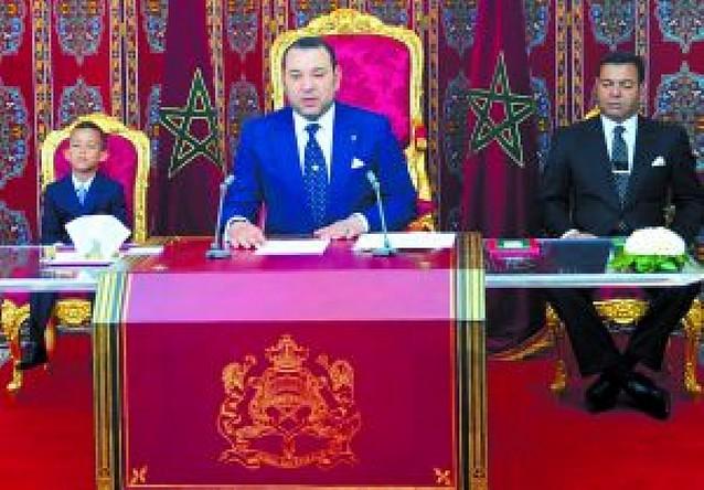 Mohamed VI indulta a 178 presos españoles en el décimo aniversario de su coronación