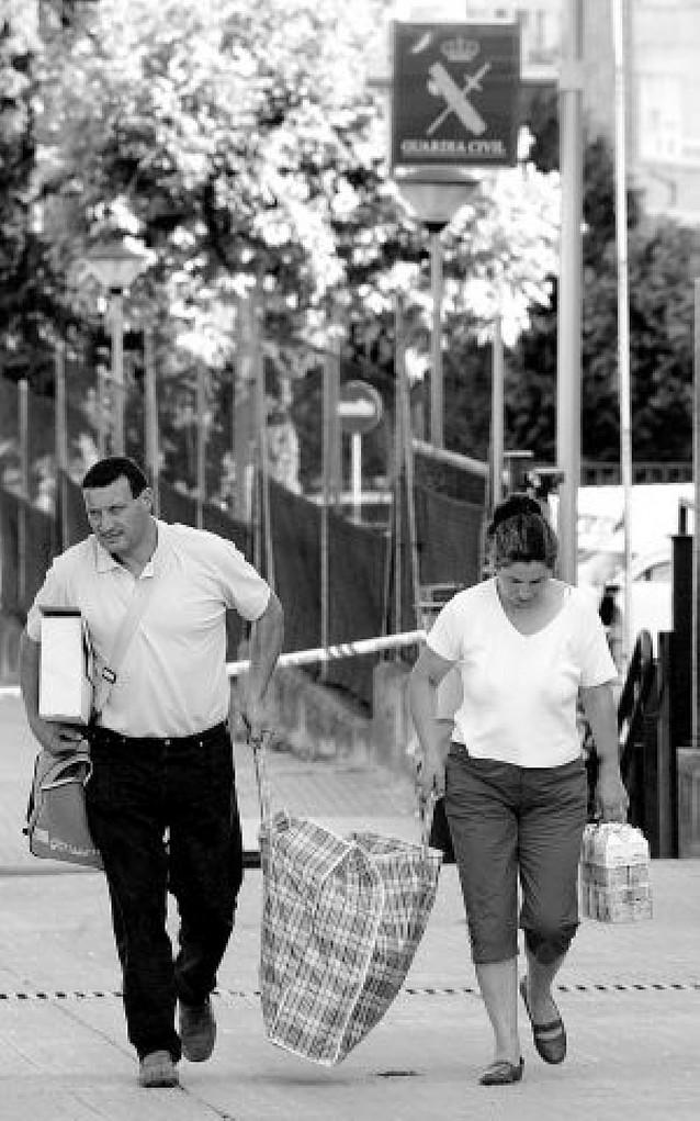 Los peritos no descartan la demolición de la casa cuartel de Burgos por efecto de la bomba