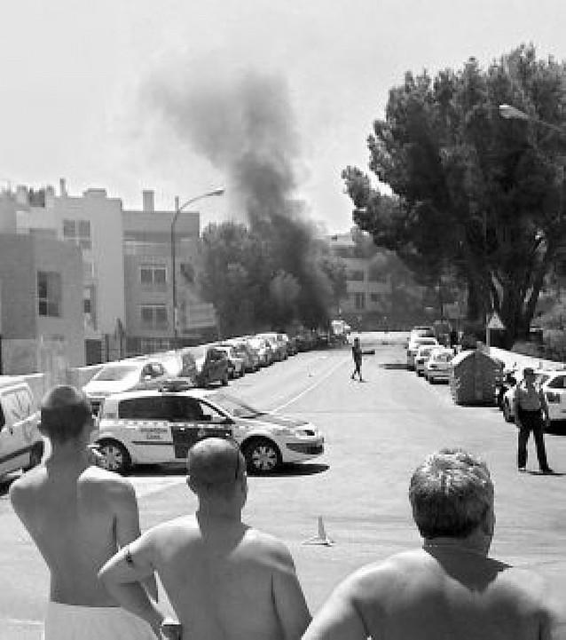 La explosión conmocionó a los 30.000 turistas de Palmanova y Magalluf