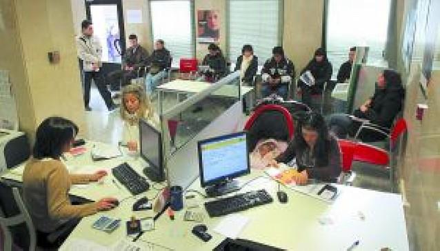 El Inem tramita en Navarra hasta junio más expedientes que en 2008