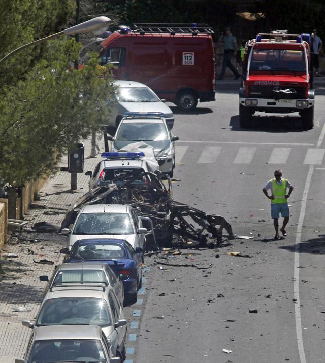 Doble asesinato de ETA en Mallorca