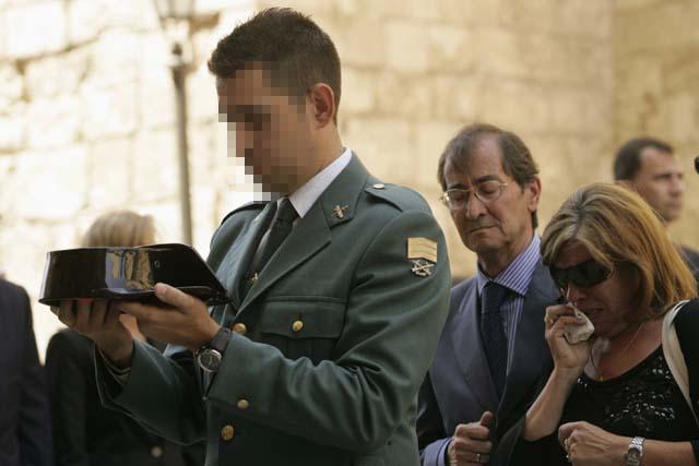 Chacón y Rubalcaba visitaron el lugar del atentado