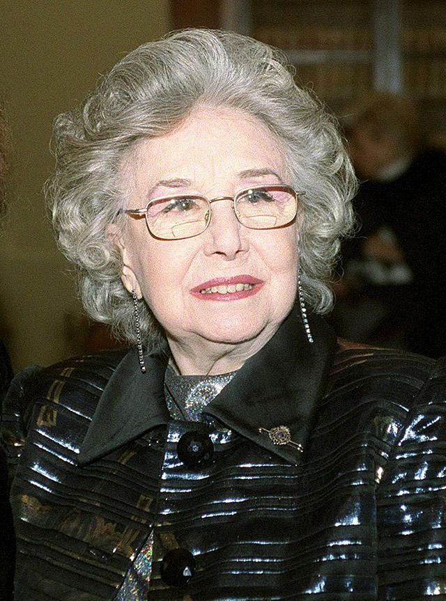 Muere la actriz Mary Carrillo a los 89 años