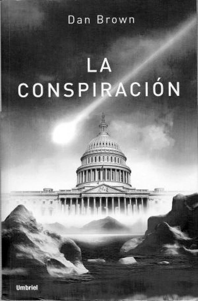 La Conspiración, otro best seller de Dan Brown