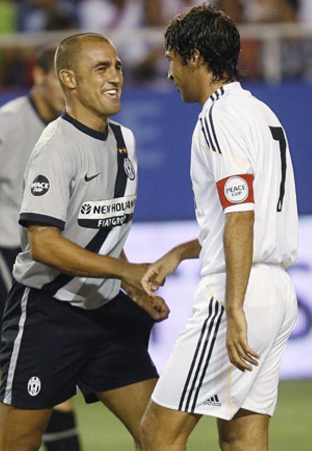 La Juve pudo con el Madrid
