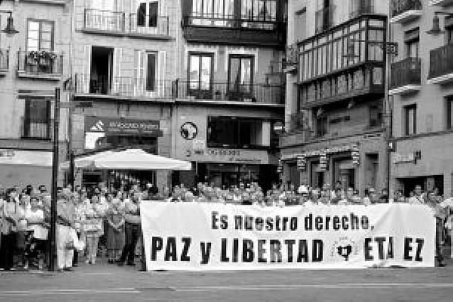 Concentraciones en toda Navarra