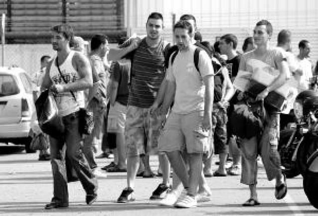 España lidera el paro en la Eurozona, que alcanza el peor dato en 10 años