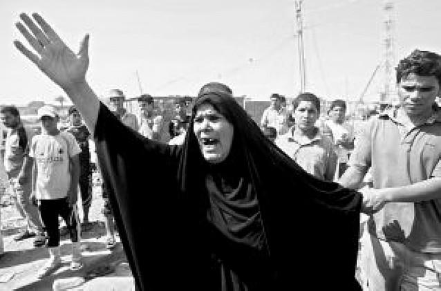 Una cadena de atentados deja 29 muertos y 110 heridos en Irak