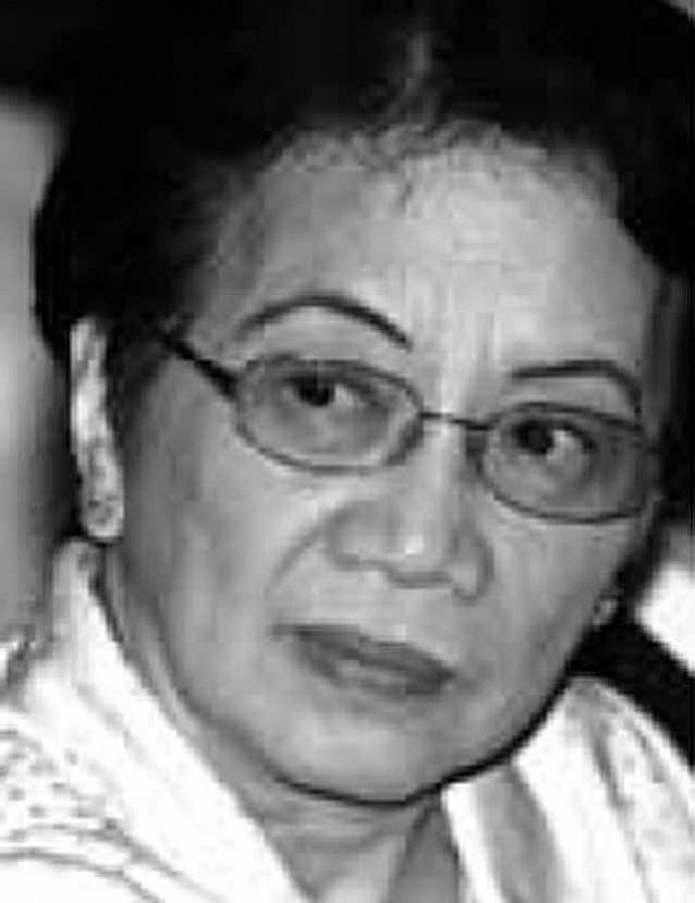Muere a los 76 años la ex presidenta Corazón Aquino