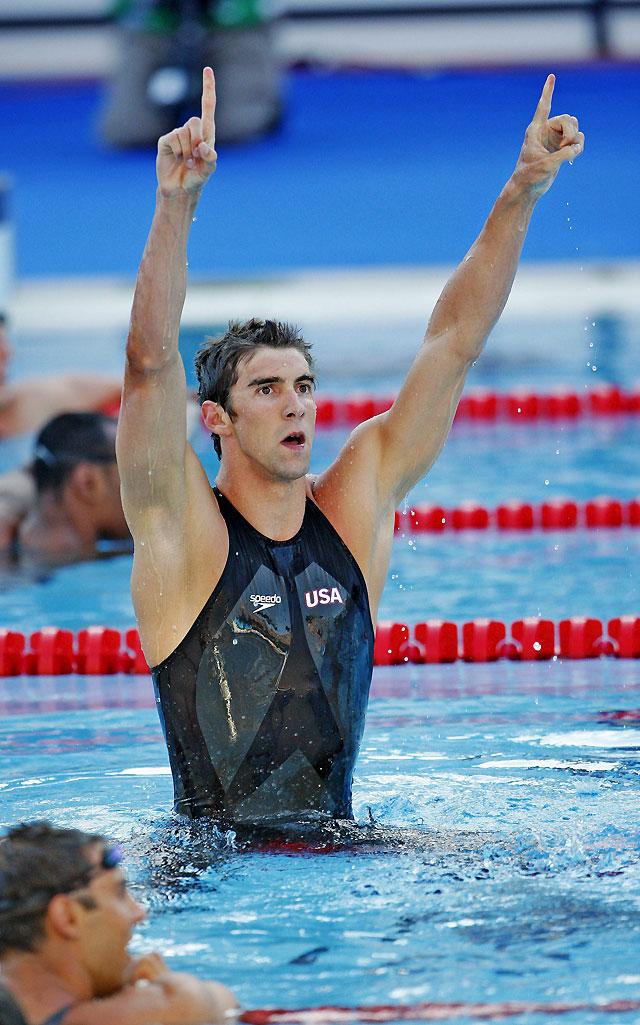 Muñoz, bronce en la final de 100 metros mariposa en el Mundial de Roma 2009