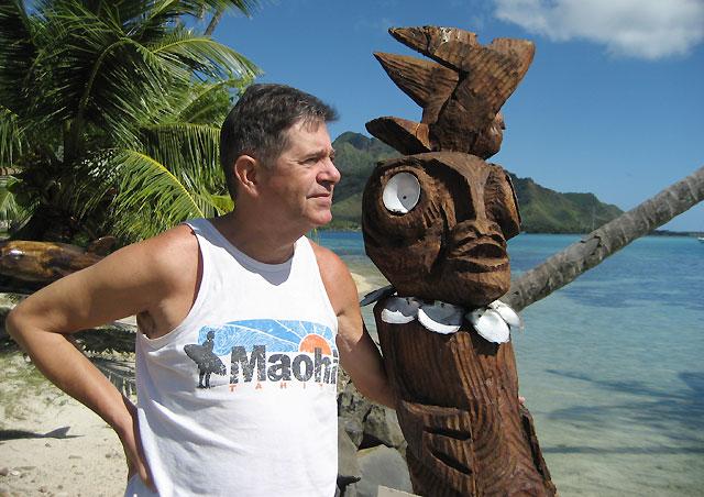 Primitivo Garate, un roncalés en la Polinesia
