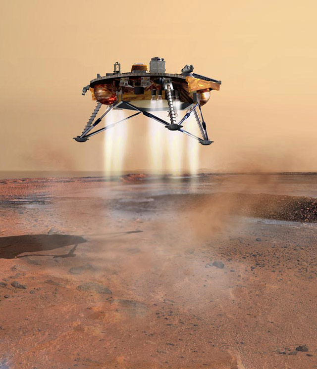 Los microorganismos terrestres podrían colonizar Marte
