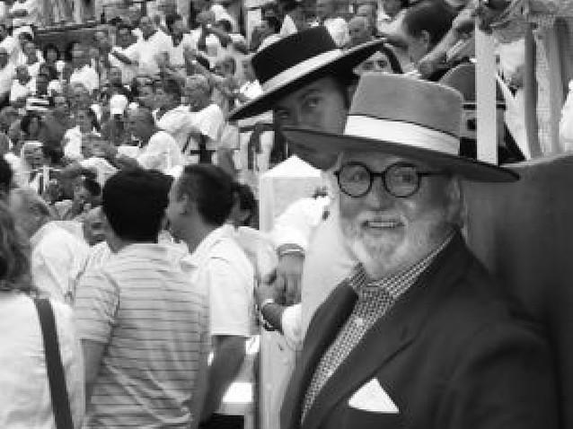 El ganadero Salvador Martín Losada acaparó las felicitaciones