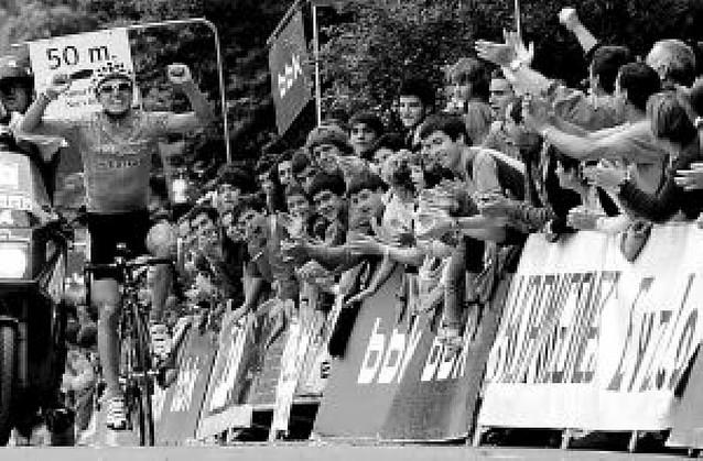 Antón consuela al Euskaltel