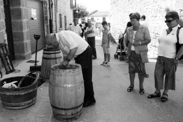 Beire dice adiós a su Fiesta de la artesanía tras 10 años