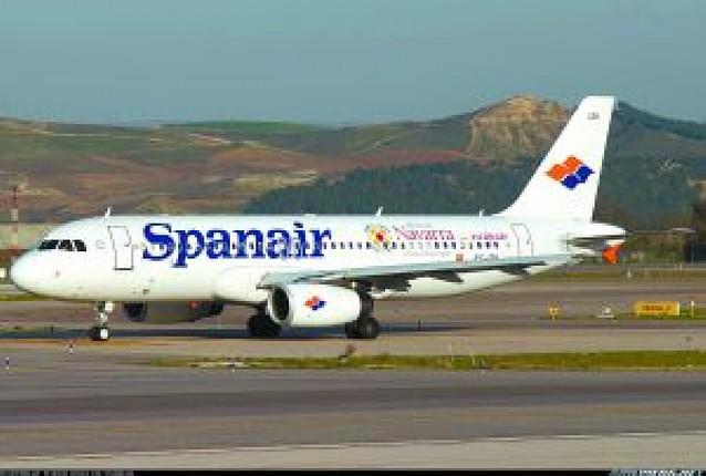 Spanair completará la ampliación de capital en unos meses
