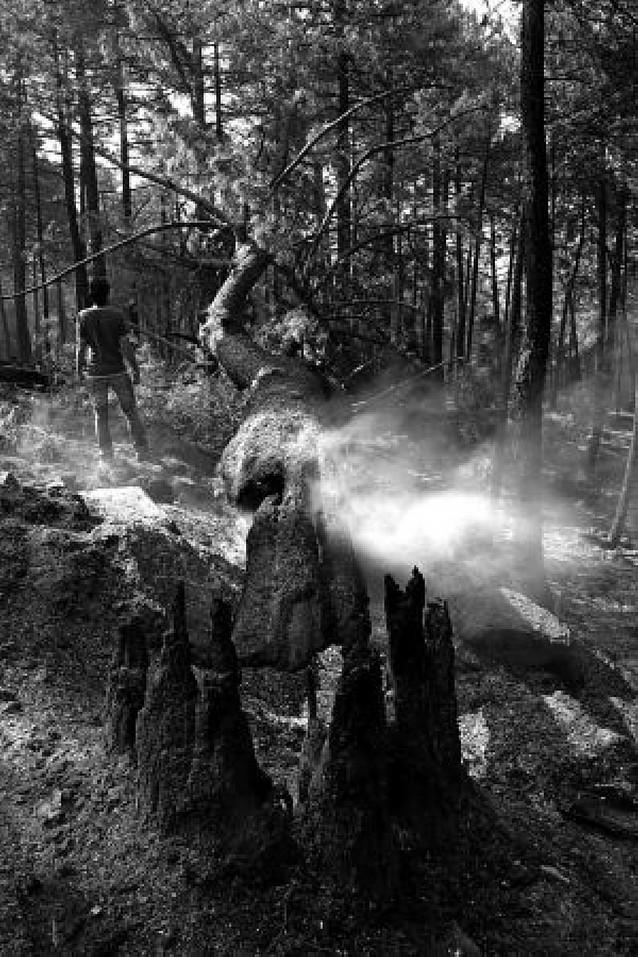 Controlado el incendio de Valtorres en la comarca de Calatayud