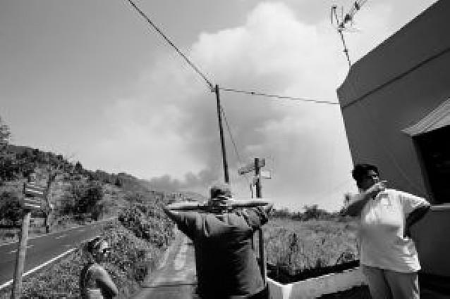 El Gobierno concederá ayudas para los afectados por el incendio de La Palma
