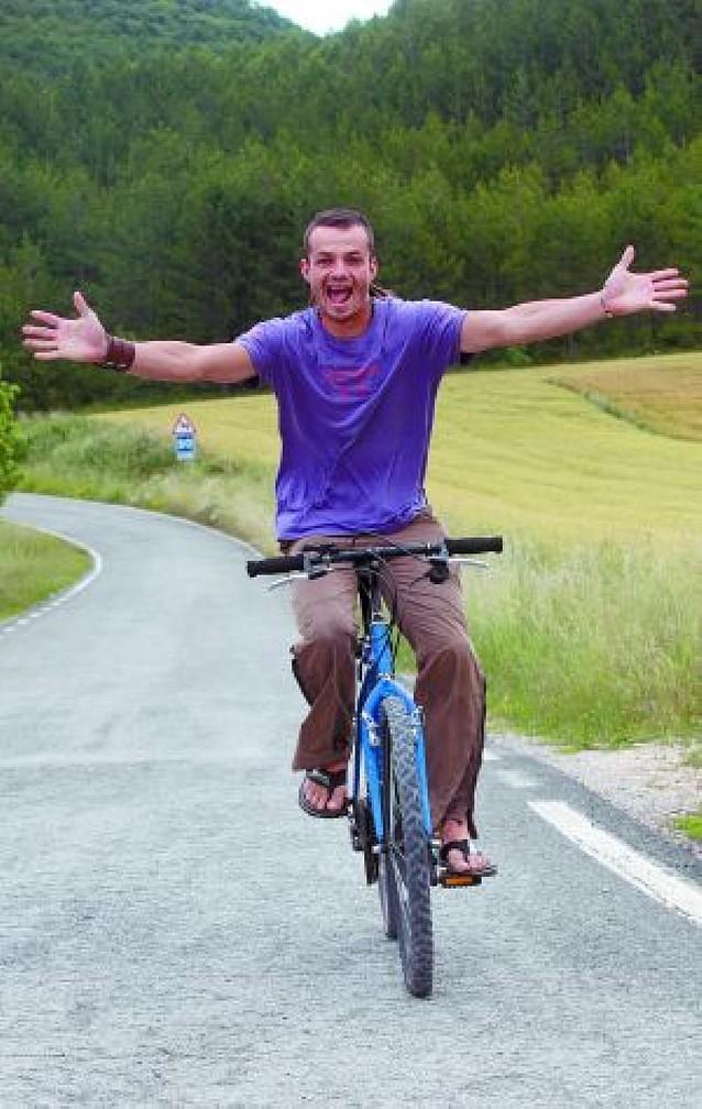En bici todo el año, y mejor en verano