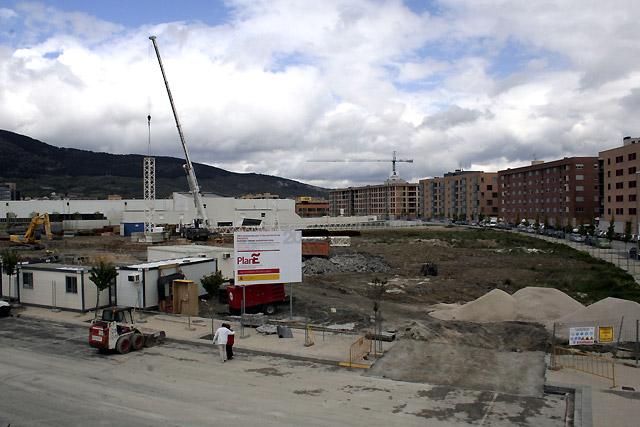 Las obras del Plan E crearon 6.042 puestos de trabajo en Navarra