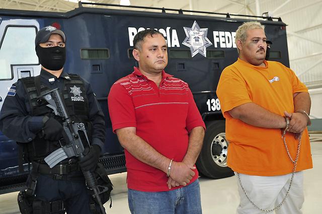 Detienen en una iglesia al principal distribuidor mexicano de droga sintética