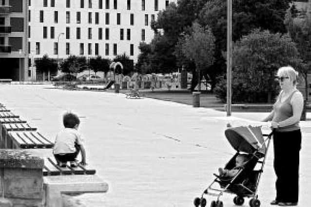 Decepción en San Jorge por el retraso de las obras de los presupuestos participativos
