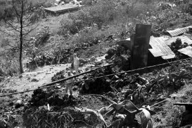 Controlado uno de los dos frentes del incendio que arrasa la isla de La Palma