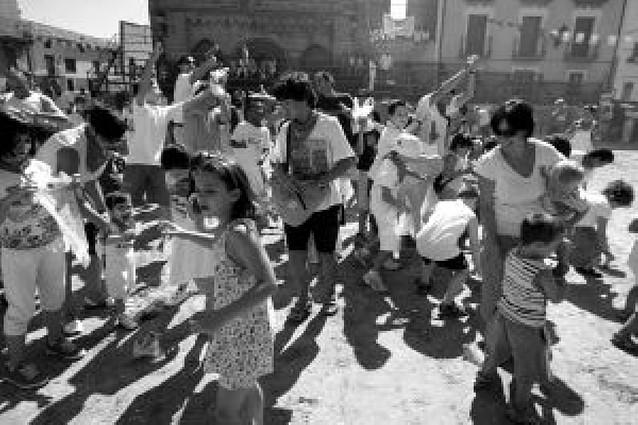 Día grande para los más jóvenes de Carcastillo