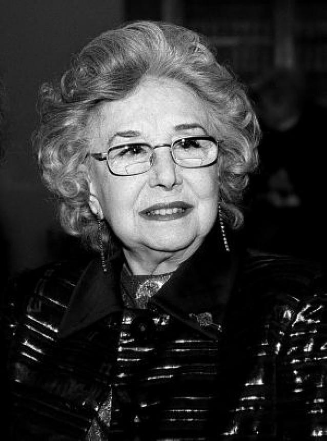 """Canal + homenajea a Mary Carrillo en """"Epílogo"""""""