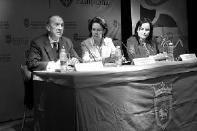 Cristina Sanz no se irá del grupo de UPN, a pesar de la petición regionalista