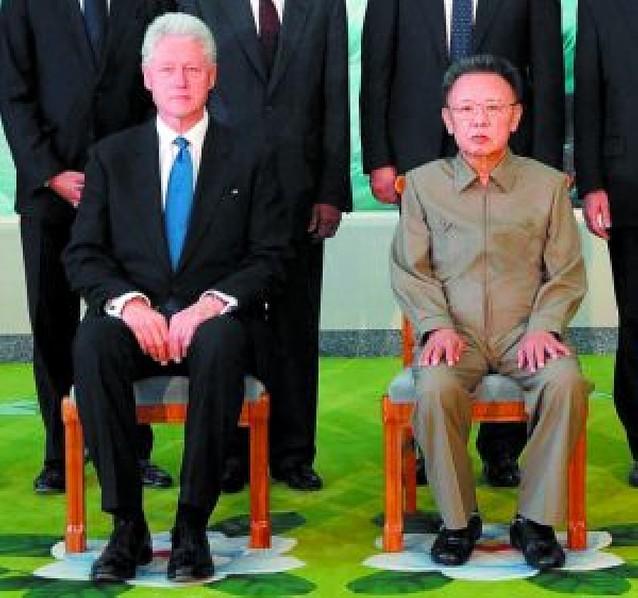 El dictador Jong Il indulta a las dos periodistas de EE UU