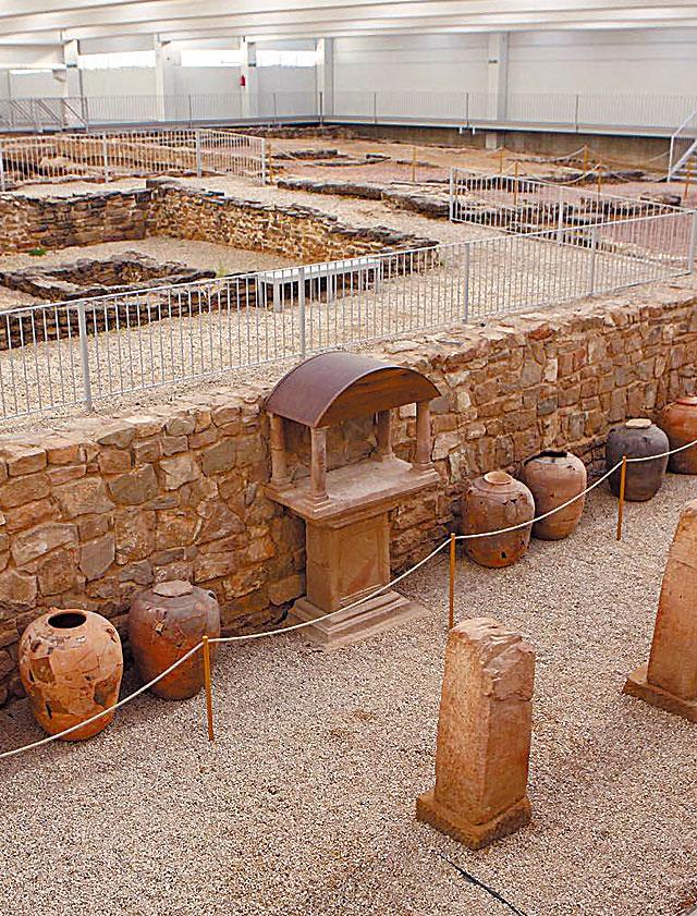 Lugares para descubrir la Navarra romana