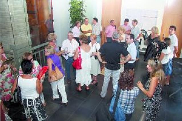 Villafranca estrena la reforma de su ayuntamiento tras 2 años de obras