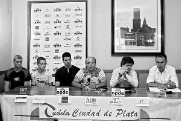 El OPDE Ribera Navarra presenta a tres jugadores menores de 20 años