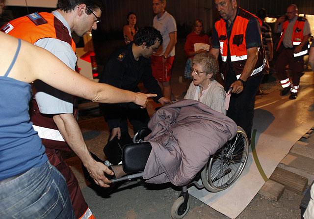 Nueve muertos por el incendio en una residencia de ancianos en Bélgica
