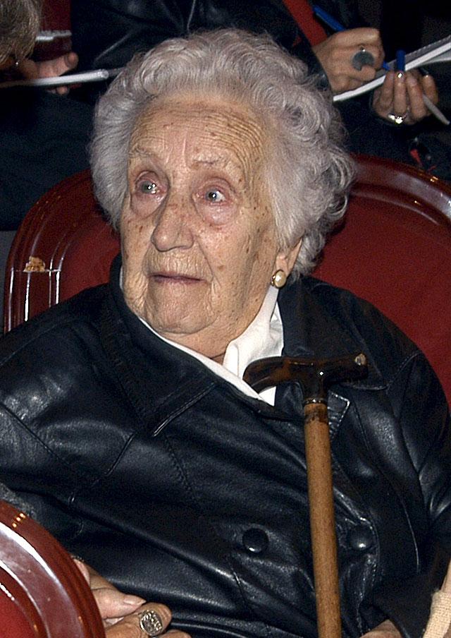 La actriz Lola Lemos fallece en Madrid a los 96 años